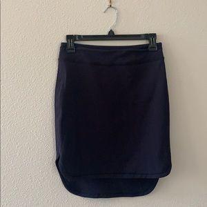 Lululemon blue skirt